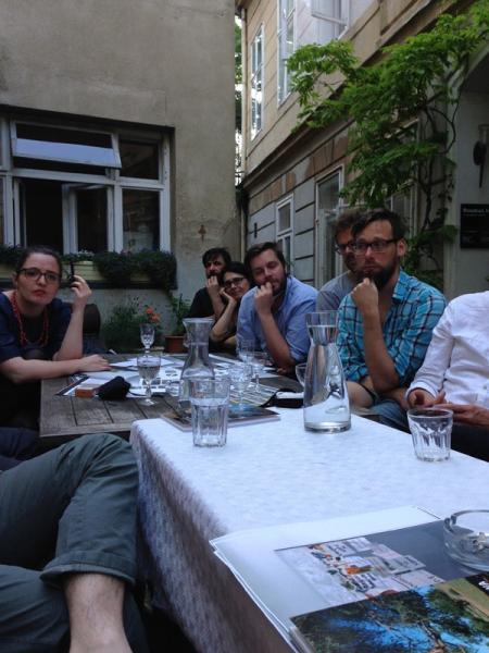 sibylle omlin_SalonNomade_08 Hof Salmgasse 3 Wien